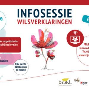 online infosessie